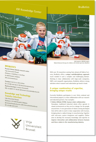 BruBotics Brochure