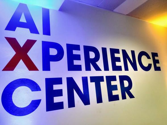 Opening van het VUB AI Experience Center