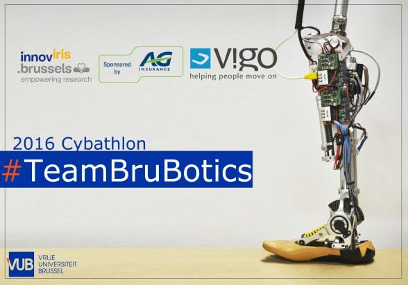 Pers uitnodiging: ontmoet #TeamBruBotics