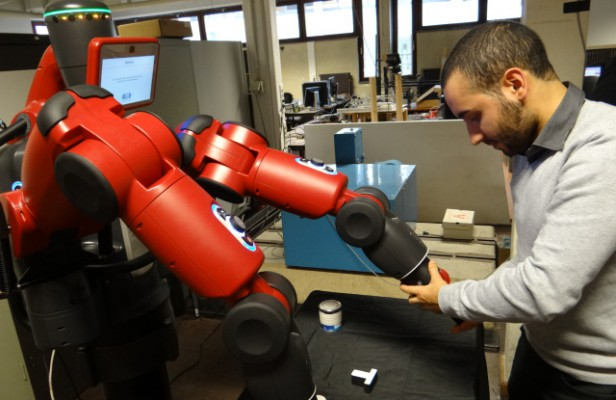 ClaXon: cobots in the industry